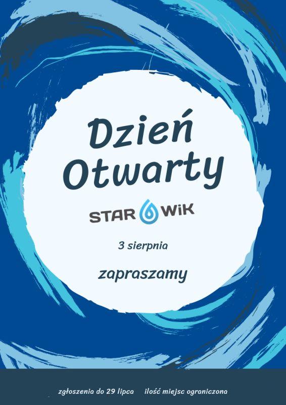 Dzień Otwarty STAR-WiK Zaproszenie